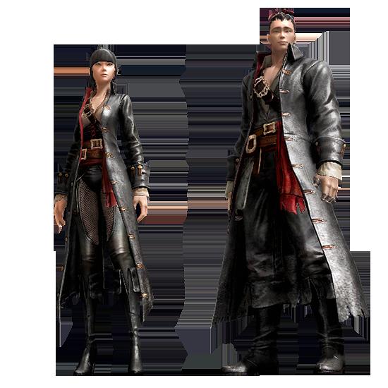 фото одежда пиратов